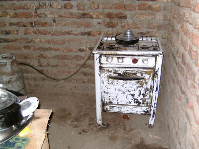 Cooker in need of replacement