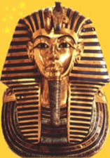 The Mask of Boy King TutAnkhAmun